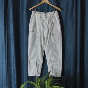 🌻MOVING SALE🌻 Zara Loose Cargo Jeans